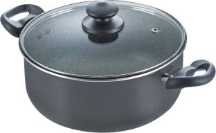 Prestige Omega Deluxe Granite Pot 4.25 L with Lid