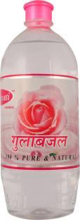 GANPATI HERBAL Rose Water 1000 ml Men & Women