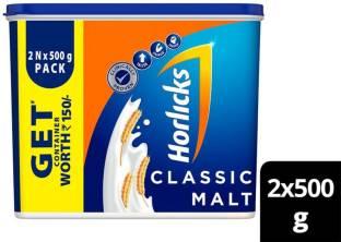 HORLICKS Classic Malt