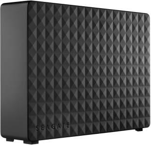 Seagate 6 TB External Hard Disk Drive