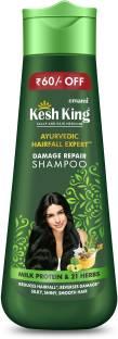 Kesh King Scalp and Hair Medicine Ayurvedic Hairfall Expert Damage Repair Shampoo