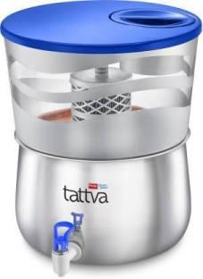 Prestige Tattva 1.0 16 L Gravity Based Water Purifier