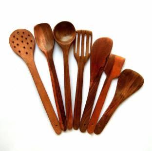 HSC Enterprises Wooden Ladle