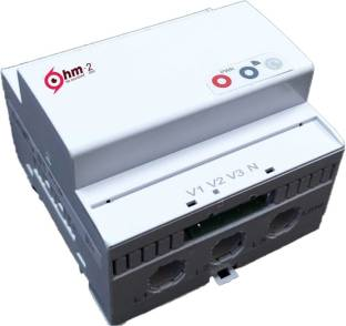 Ohm Assistant Personal Energy Assistant, Power Monitering Device for Home - WiFi Enabelled Smart Elect...