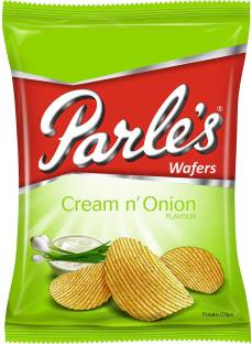 Parle's Cream and Onion Flavour Wafers