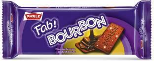 PARLE Fab Bourbon Biscuit Cream Sandwich