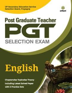 UP PGT English 2021