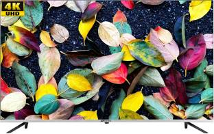Sansui 140 cm (55 inch) Ultra HD (4K) LED Smart Android TV