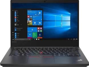 Lenovo Thinpad E14 Core i5 10th Gen - (8 GB/1 TB HDD/128 GB SSD/Windows 10 Home/512 MB Graphics) Think...