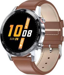 VIKYUVI Vikfit Gear 360 Full Touch Control Round Smartwatch