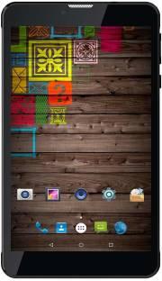 I Kall N5 4G Calling Tablet 2 GB RAM 8 GB ROM 7 inch with Wi-Fi+4G Tablet (Black)
