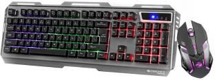 ZEBRONICS Zeb-Transformer Premium Gaming Keyboard and Mouse Combo Set