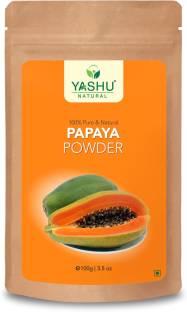 Yashu Pure PAPAYA Powder for Face Care & Pigmentation Control
