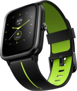 Evolves NEXTFIT RUN Full Touch with Built-in GPS Smartwatch
