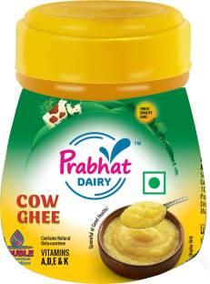 Prabhat Dairy Ghee 100 ml Plastic Bottle