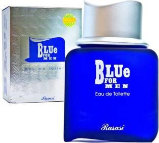 RASASI Blue For Men (Made in UAE) Eau de Toilette  -  100 ml