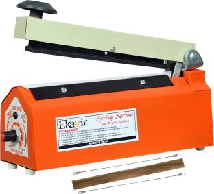 Ekavir 8 Inches Seal Machine For Plastic Bag Sealing Packing Hand Held Heat Sealer