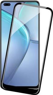 REZAWZ Edge To Edge Tempered Glass for Infinix Zero 8i