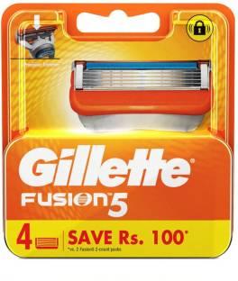 GILLETTE Fusion5 Cartridges 4's Pack