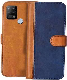 Knotyy Flip Cover for Tecno Pova