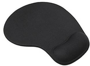 spincart Foam 3D Ergonomically Designed Non-Slip Mouse Pad With Gel Wrist Rest Support For Computer & Laptop Mousepad