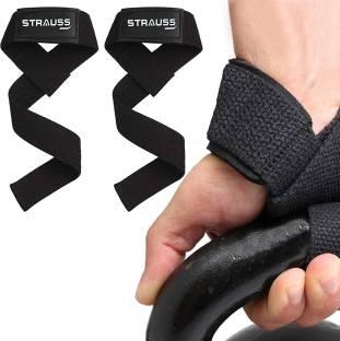 Strauss Power Cotton Weightlifting Wrist Support