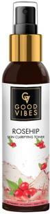 GOOD VIBES Skin Clarifying Toner - Rosehip (200 ml) Men
