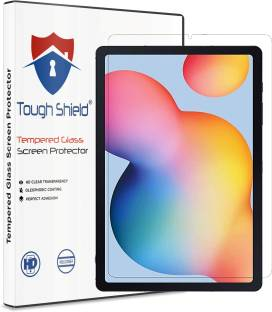 TOUGH SHIELD Tempered Glass Guard for Samsung Galaxy Tab S6 Lite 10.4 inch