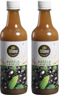 DiSano Karela Jamun Plus 500ml (Pack of 2)