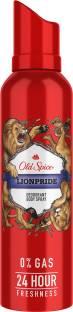 OLD SPICE LionPride Deodorant Spray  -  For Men
