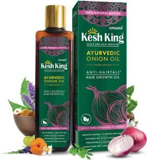 Kesh King Ayurvedic Onion Oil Hair Oil