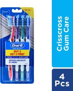 Oral-B Crisscross Gum Care Medium Toothbrush