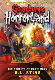 Goosebumps Horrorland #12: Streets of Panic Park