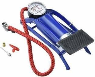 Prachi 100 psi Tyre Air Pump for Car & Bike