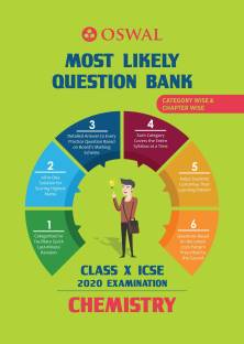 Most Likely Question Bank for Chemistry