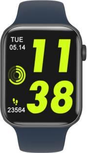 ASTHETIC FASHION WORLD Smart Watch Bluetooth Smart Watch(Black) Smartwatch