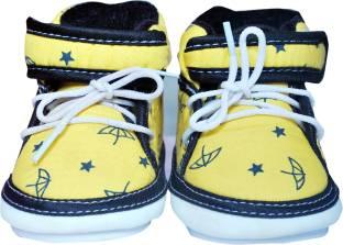 Fun Lite Boys & Girls Velcro Casual Boots