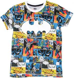 Batman T- shirt For Boys