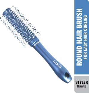 GUBB USA Round Hair Brush For Women & Men Blow Drying, Professional Hair Curler Brush (Styler Range)