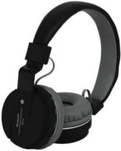 Hoatzin Deep Rich Bass Stereo Sound SH-12 Headphone With FM Bluetooth Headset