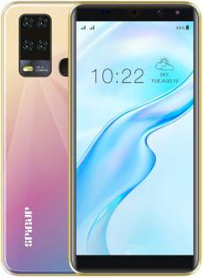 Spinup A6 4G (Dazzling Gold, 16 GB)