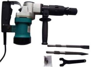 TAAJ 5 KG Demolition hammer Breaker machine Concrete Breaker with chisel hammer bits Rotary Hammer Dri...