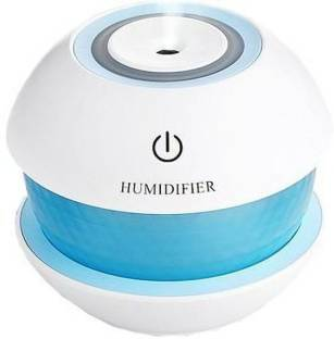 JM SELLER Magic Diamond Cool Mist Humidifiers Essential water Diffuser Aroma Air Humidifier With Led N...