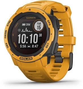 GARMIN Garmin Instinct Solar Sunburst Smartwatch