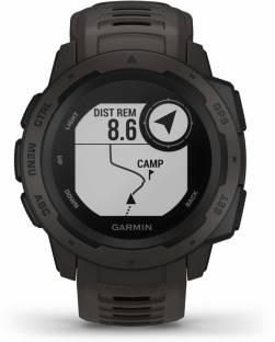 GARMIN Instinct – Tactical Edition (Black) Smartwatch