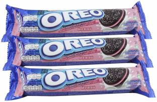 OREO Strawberry Creme and Chocolate Cookies