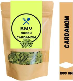 BMV Green Cardamom ( Hari Elaichi ) - 1 Kg
