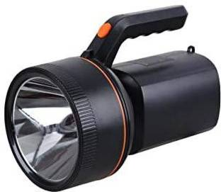 IDOLESHOP HIGH QUALITY LONG RANGE BLINKER 2000 MAH BATTERY LASER LIGHT LED TORCH(50 WATTS) Torch