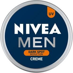 NIVEA Men Creme, Dark Spot Reduction, Non Greasy Moisturizer, Cream with UV Protect, 150 ml