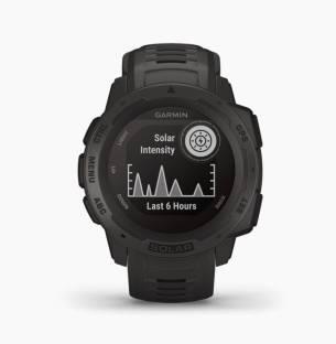 GARMIN Garmin Instinct Solar Graphite Smartwatch